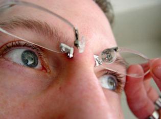 Gafas Piercing