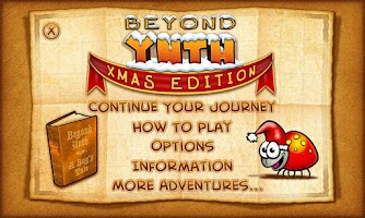 Screenshot of Beyond Ynth Xmas Edition