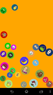 Nursery Rhymes in Bubble - screenshot