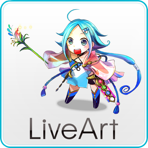Live Art LOGO-APP點子