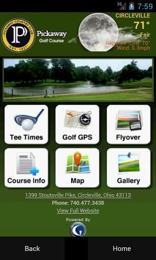 Pickaway Golf Course