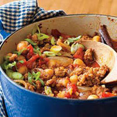 Pat Monahans Turkey Chili