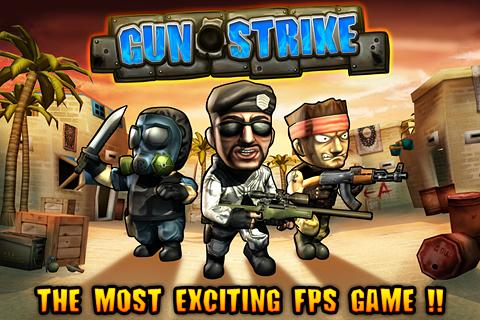 gun-strike for android screenshot