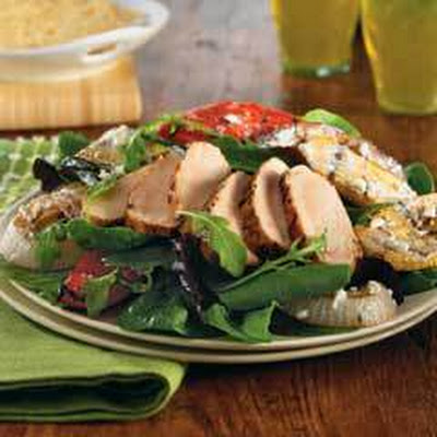 Grilled Chicken & Vegetable Salad