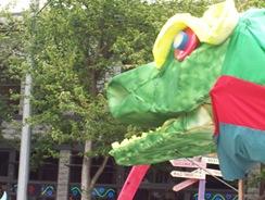 Dragon Mast