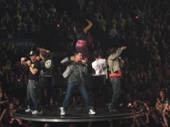 NKOTB Izod Center 037 - YES