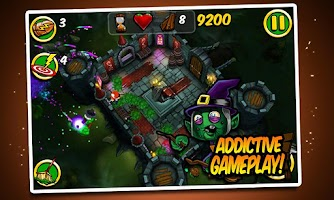 Screenshot of Zombie Wonderland 2