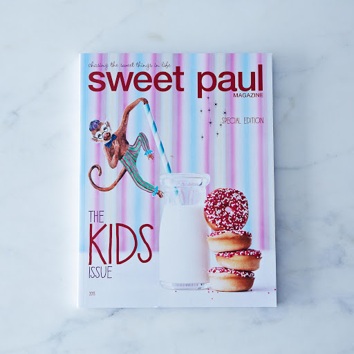 Sweet Paul Magazine Kids Issue #1