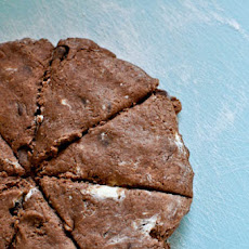 Chocolate Cinnamon Scones