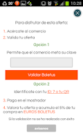 Screenshot of BOLETUS. Ofertas sin Cupones.