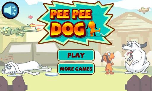 Pee Pee Dog