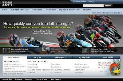 IBM web