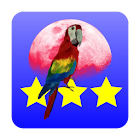 3 Stars in Birds Space icon