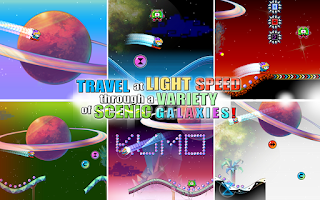Screenshot of Time Surfer