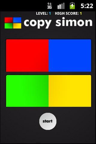 Copy Simon HD