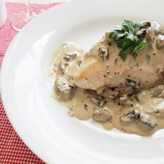 Creamy White Sauce For Steak Recipes