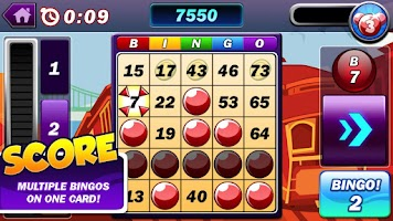 Screenshot of Bingo Blast