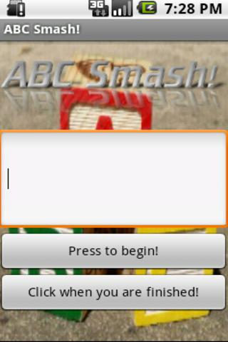 ABC Smash