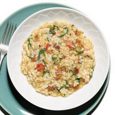 BLT Turkey Risotto
