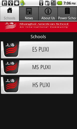 Shanghai American School Puxi