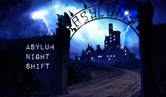 Asylum Night Shift FREE APK for Bluestacks