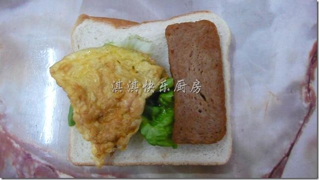 三明治··午餐肉