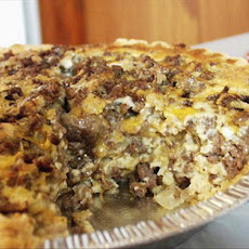 Easy Beef-N-Cheese Pie