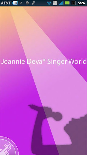 Jeannie Deva® Singer World