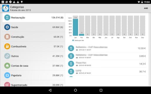 EFatura - screenshot