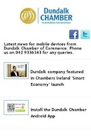 Screenshot of Dundalk Chamber