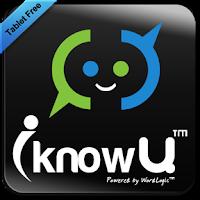 Screenshot of iKnowU Tablet REACH FREE