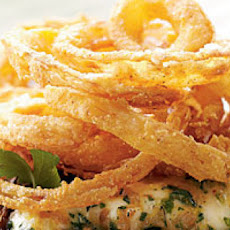 Crispy Fried Sweet Onion Rings