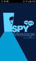 Screenshot of SPY Message