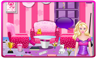 Screenshot of Princess Cleaning Room
