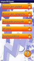 Screenshot of InfoJobs RSS Reader