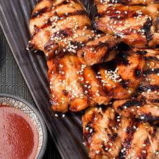 Korean Grilled Chicken Recipe