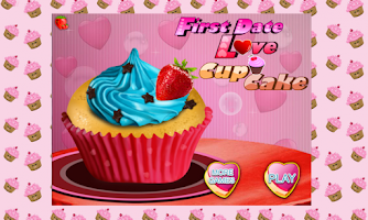 Screenshot of Cupcake - cake maker