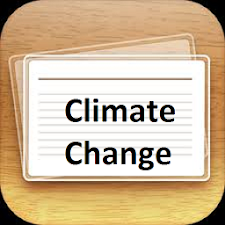 Climate Change Flashcards Plus