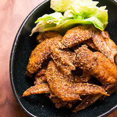 Tebasaki (Japanese Fried Chicken)