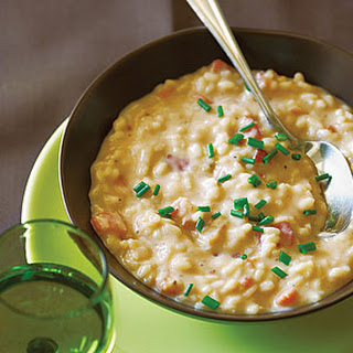 Cheese And Bacon Risotto Recipes