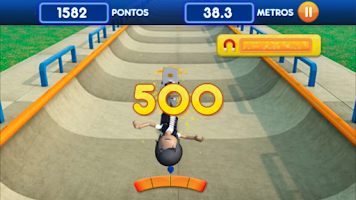 Screenshot of Fanta Adventures