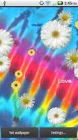 Screenshot of Tie Dye Live Wallpaper