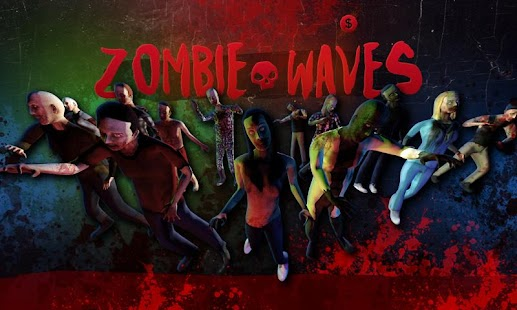 APK Game Zombie Waves 3D for BB, BlackBerry