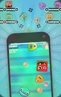 Screenshot of Falling Monsters FREE