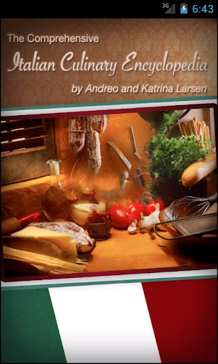 Italian Culinary Encyclopedia