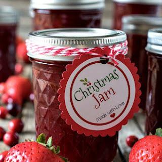 Berry Christmas Jam Recipes