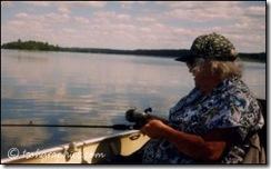 Gran fishing