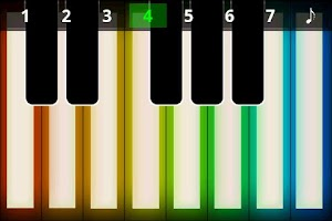 Screenshot of Orchestra - Midi Piano