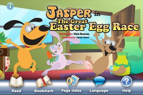 Jasper's Easter StoryChimes