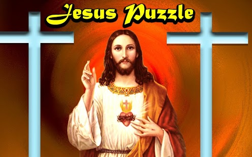 Jesus Puzzle - screenshot